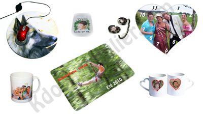 cadeaus personnalisés avec photo
