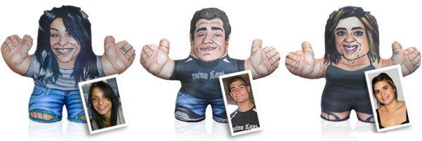 figurine caricature personnalisée