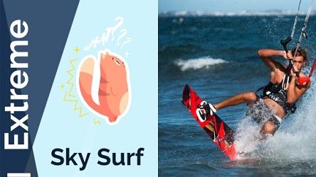cadeau sky surf