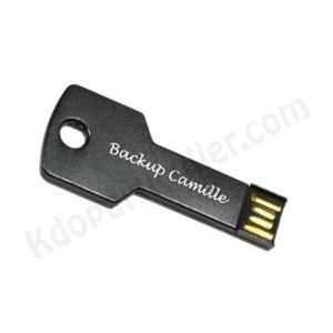 clé usb personnalisée en forme de clé