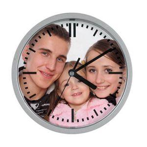 horloge photo personnalisée