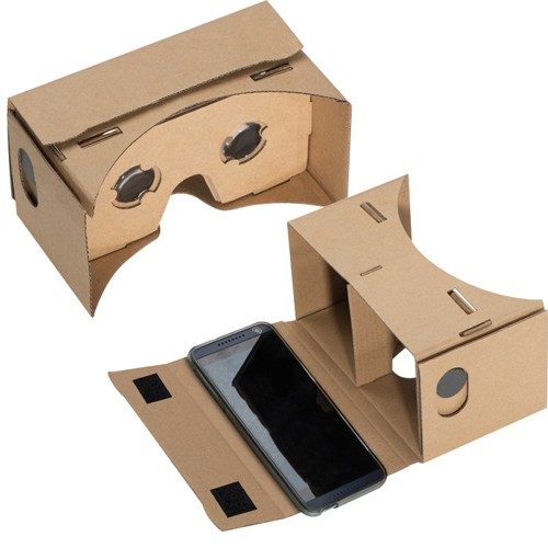 Visionneuse cardboard personnalisable