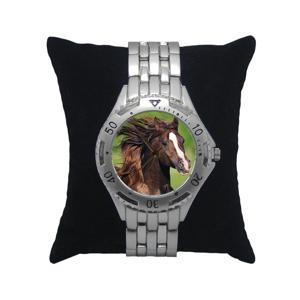 montre personnalisée homme avec bracelet métal