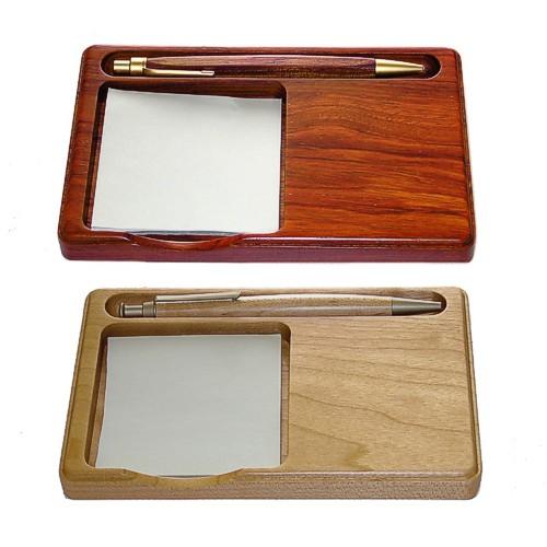 bloc notes en bois à personnaliser