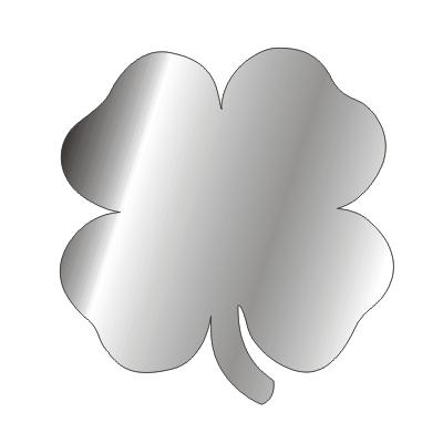Miroirs d coration g om trique d coration miroir adh sif for Adhesif geometrique