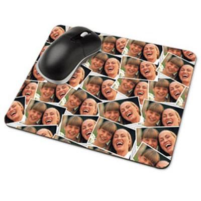 Tapis de souris personnalis avec votre photo - Tapis de souris rond personnalise ...